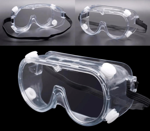 MEDICAL PROTECTIVE EYE GLASSES / GOOGLES
